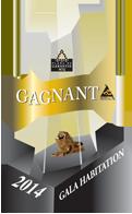 Gagnant Gala Habitation 2014